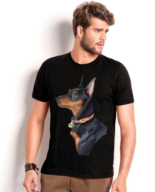 Camiseta Pinscher