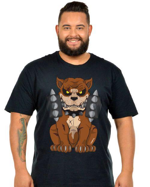 Camiseta Pitbull Bravo