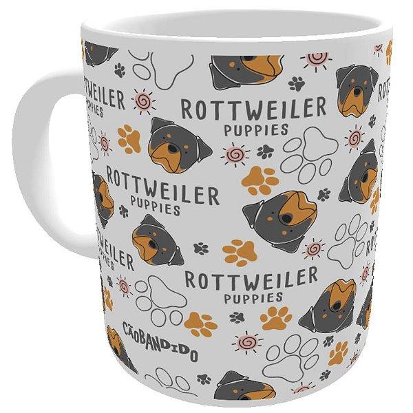 Caneca Rottweiler Puppies