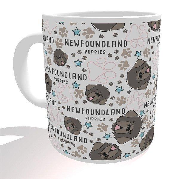 Caneca Terra Nova Puppies