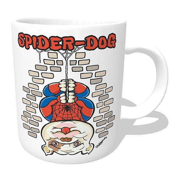 Caneca Spider-Dog