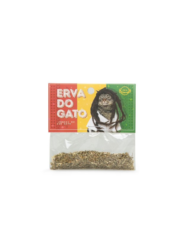 Catnip | Erva do Gato