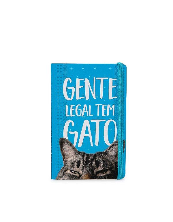Caderninho Gente Legal Tem Gato