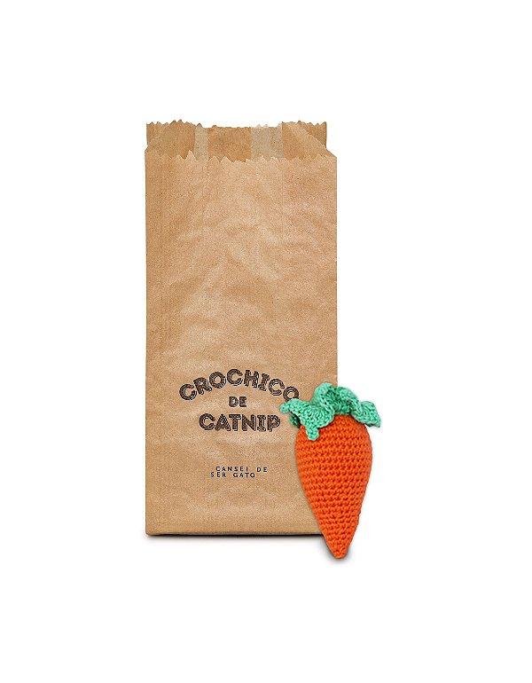 Cenoura de Catnip | Páscoa