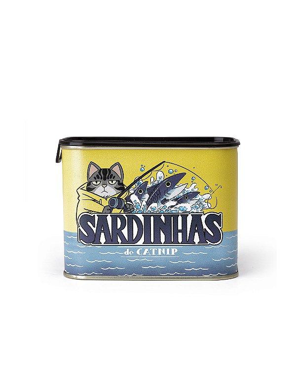 Sardinhas de Catnip em Lata | Para Gatos