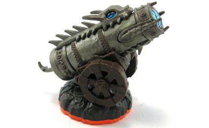 Boneco Skylanders - Arena Dragonfire Cannon