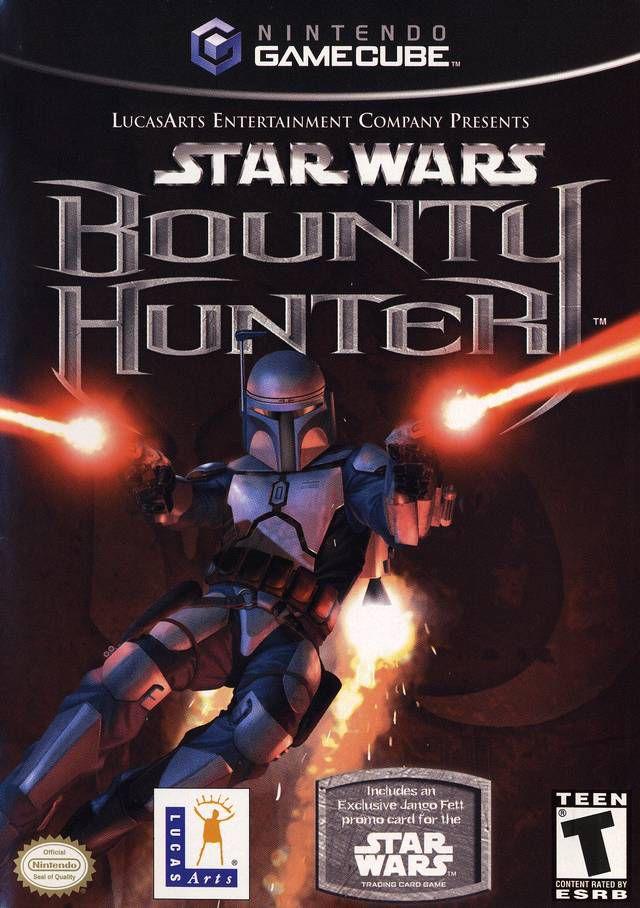 Star Wars Bounty Hunter Game cube Original Completo