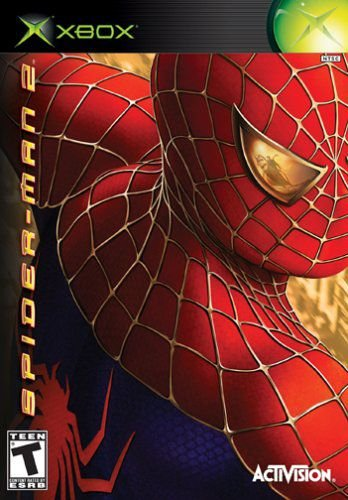 Game Spider Man 2 Xbox Clássico Completo