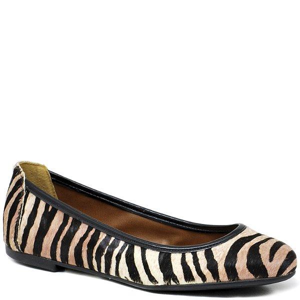 Sapatilhas Animal Print - Pelo Zebra - 3505