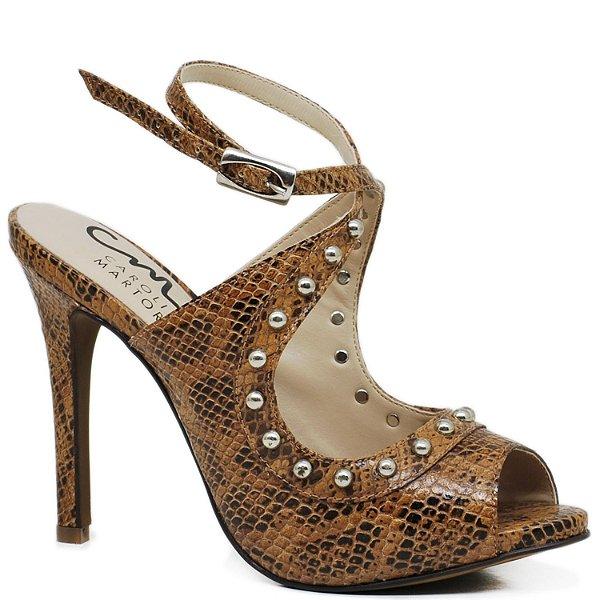 960036d9f sandalia salto alto tachas - Sapatos, bolsas e acessórios femininos ...