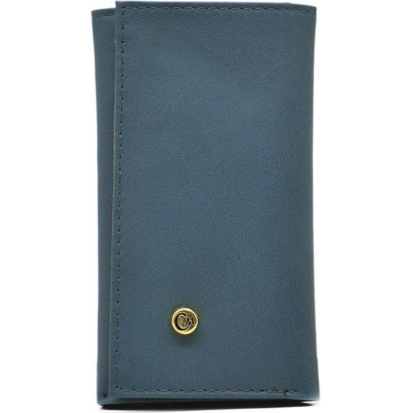 Carteira Pequena - Napa Azul - 258
