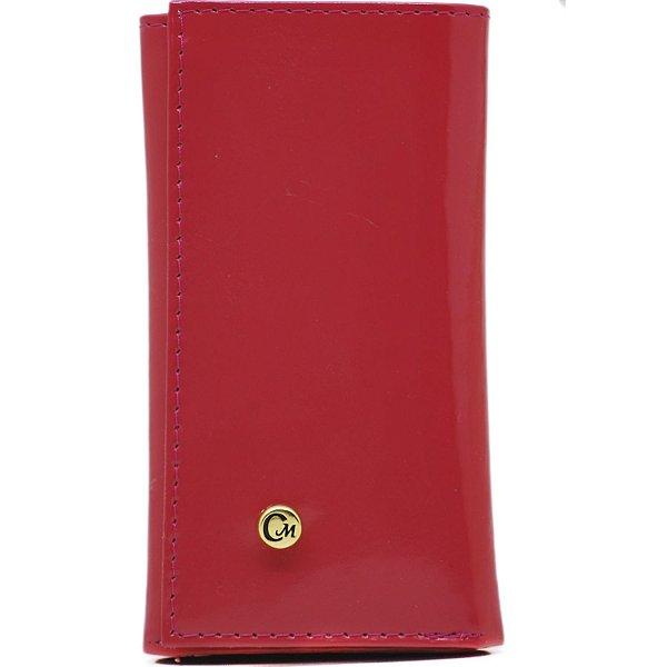 Carteira Pequena - Verniz Pink - 275