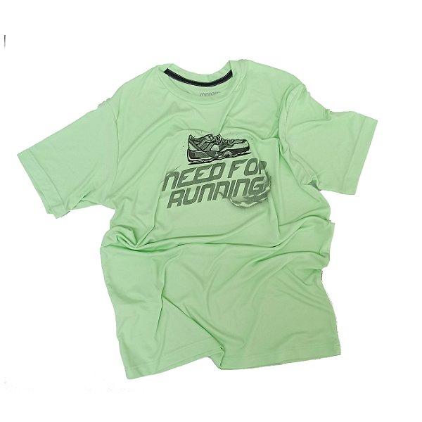 Camiseta Poliamida Esporte Premium Need For Running Monaro