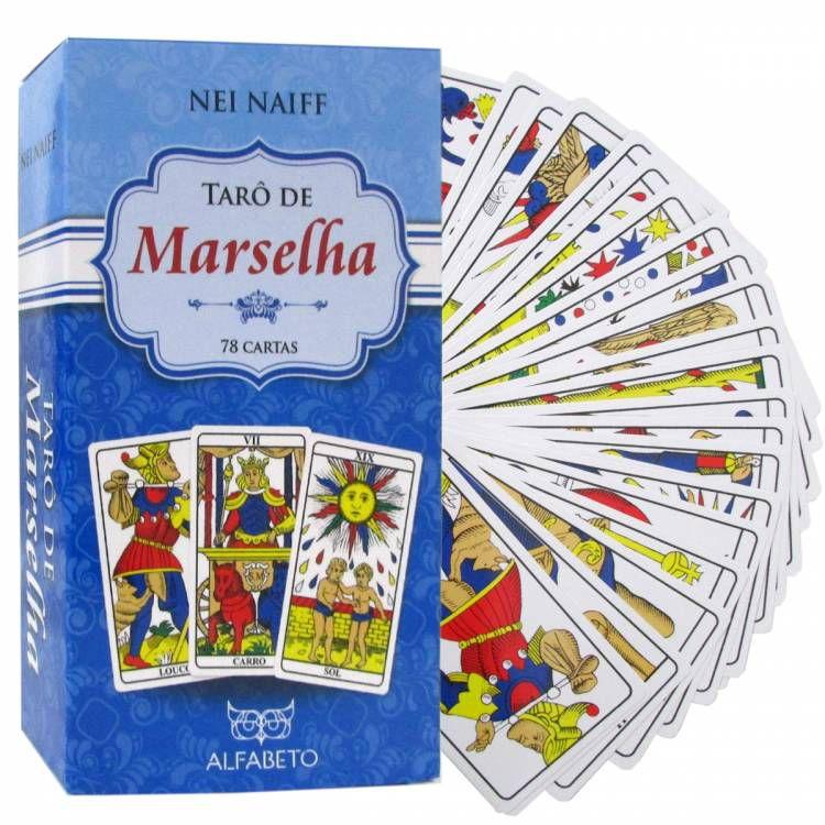 Tarô de Marselha Nei Naiff