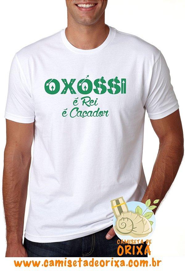 Oxóssi é Rei é Caçador