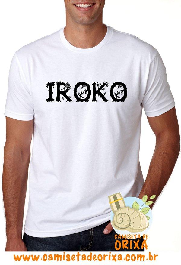 Camiseta de Iroko 2