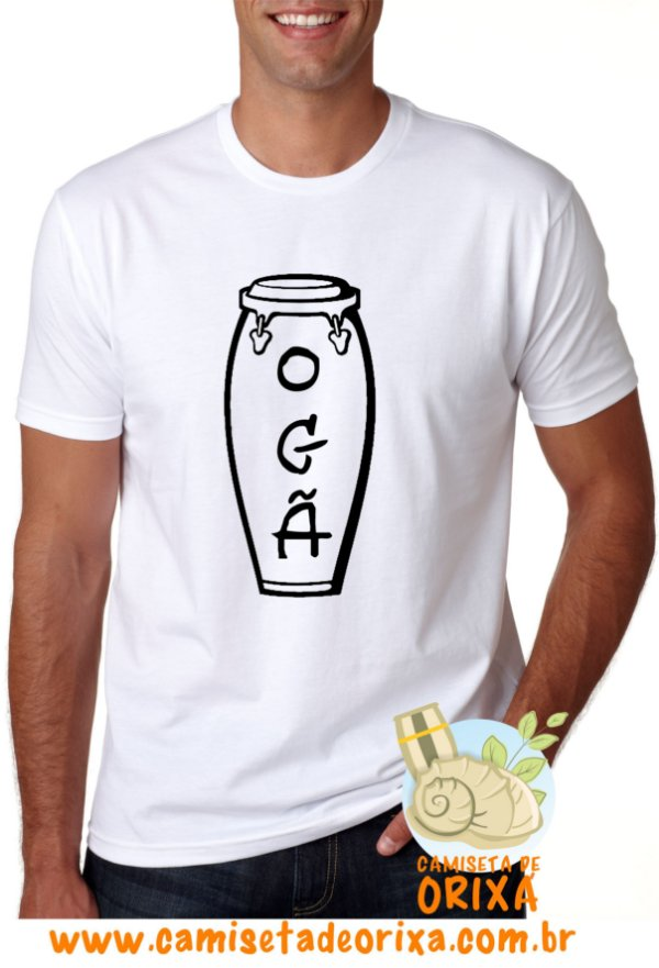 Camiseta de Ogã 2