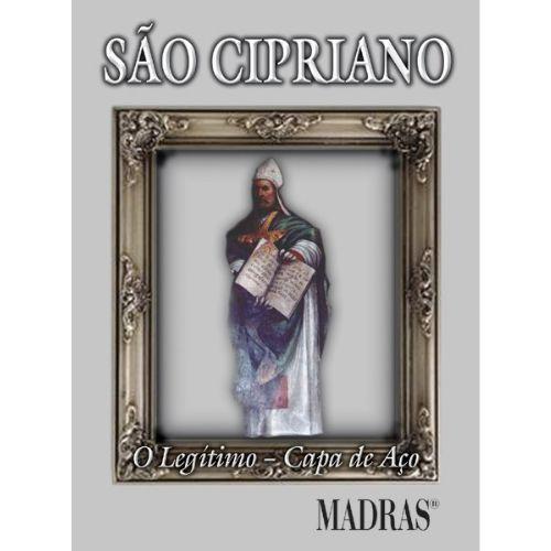 São Cipriano - O Legítimo  (capa prata)