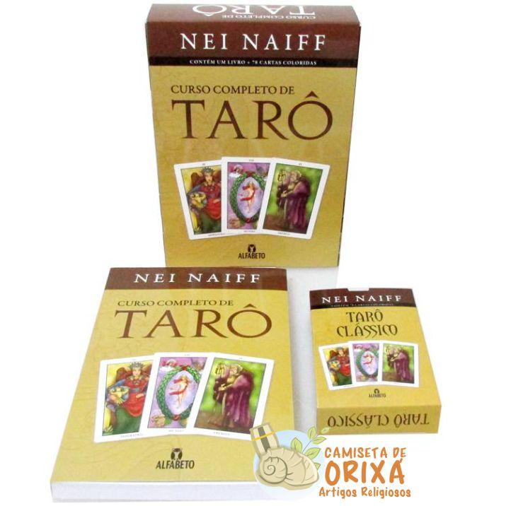 Curso Completo de Tarô + 78 Cartas