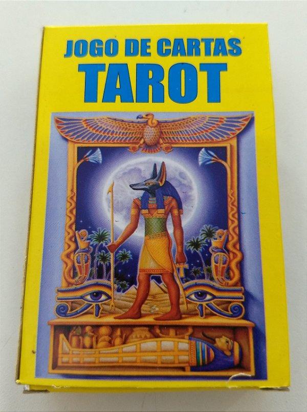 Jogo De Cartas Tarot
