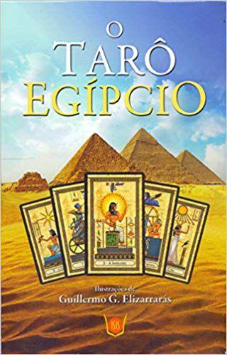 Tarô Egípcio Baralho e Livro