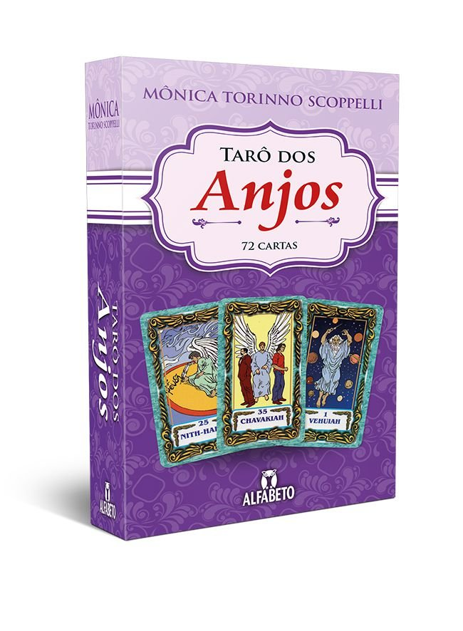 Tarô dos Anjos 72 Cartas