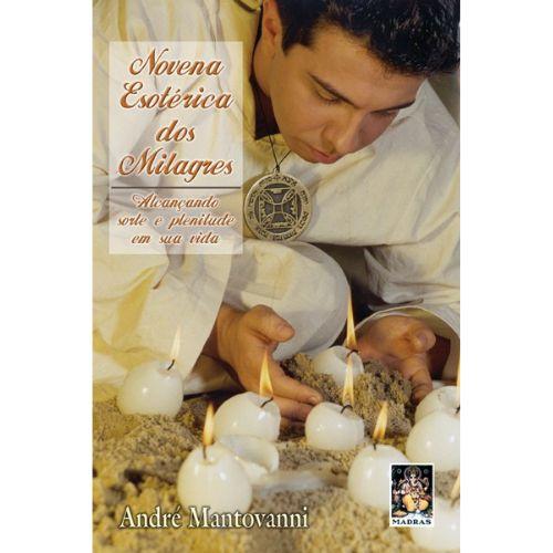 Novena Esotérica dos Milagres