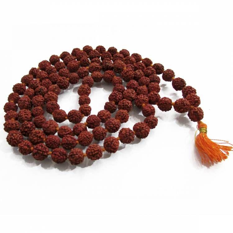 Japamala Semente Rudraksha 108