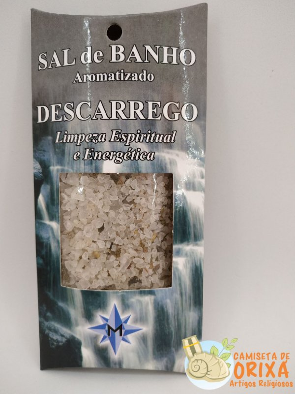 Sal de Banho Descarrego