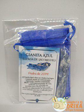 Kit Cianita Azul