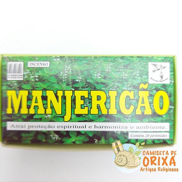 Defumador Manjericão