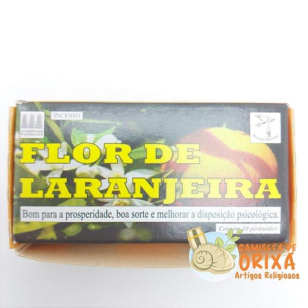 Defumador Flor de Laranjeira