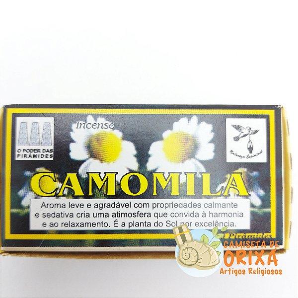 Defumador Camomila