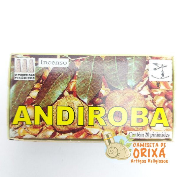 Defumador Andiroba
