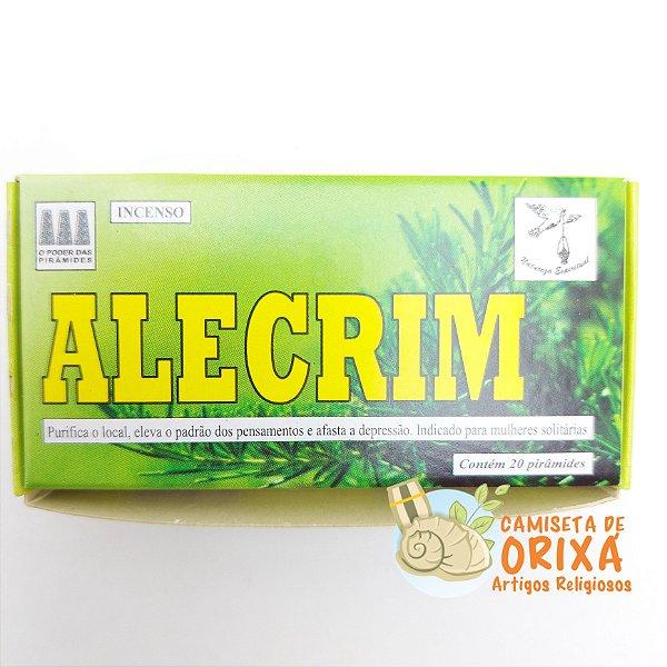 Defumador Alecrim