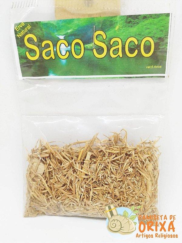 Erva Saco Saco