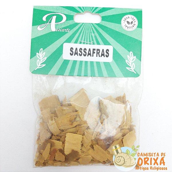Erva Sassafraz