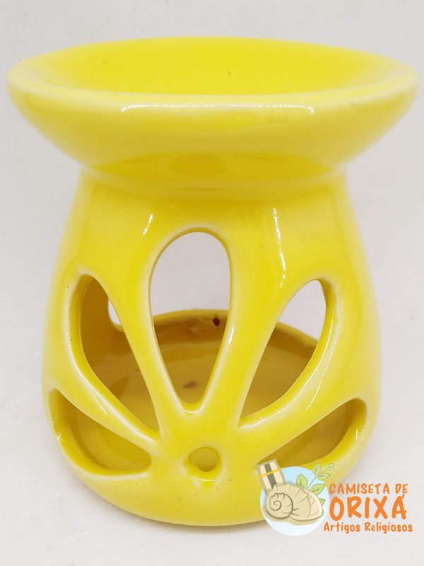 Rechaud Pétala Amarelo