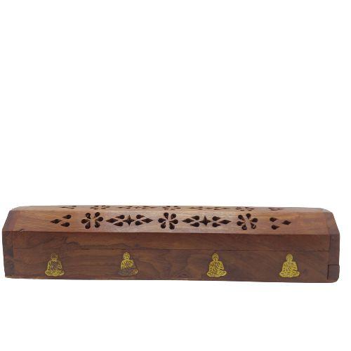 Incensário Box Madeira