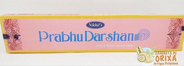 Incenso Prabhu Darshan
