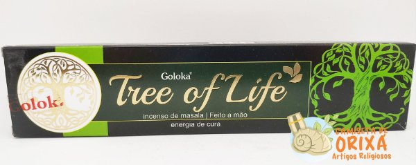 Incenso Tree of Life Goloka