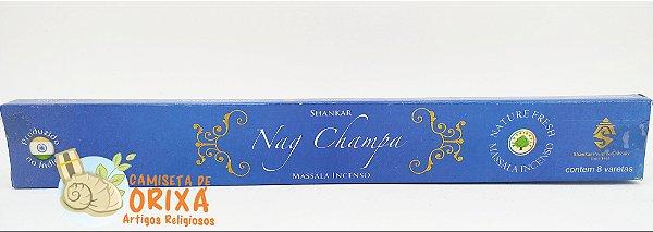 Incenso Nag Champa Shankar