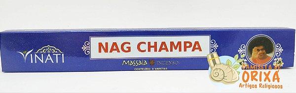 Incenso Nag Champa Vinati