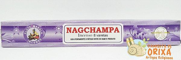 Incenso Nag Champa Flute