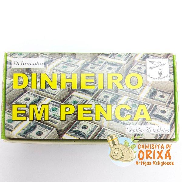 Defumador Dinheiro Em Penca