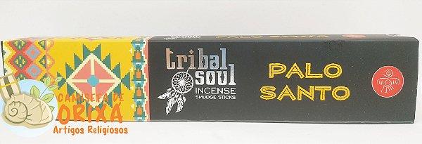 Incenso Palo Santo Tribal Soul