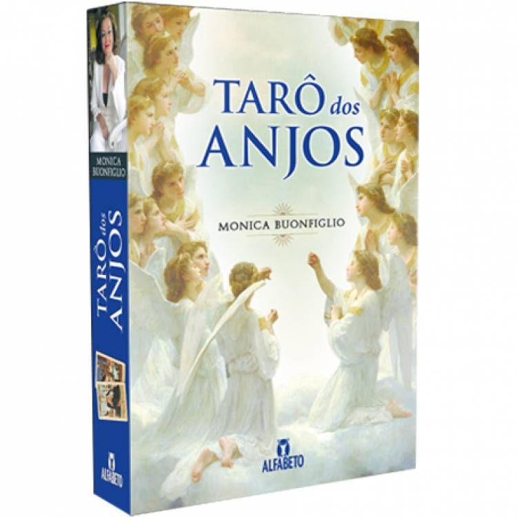 Tarô Dos Anjos - Livro + Baralho com 42 Cartas - Monica Buonfiglio