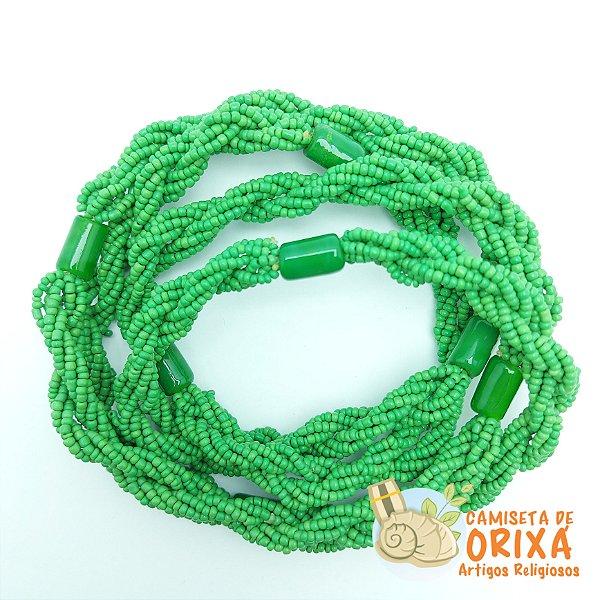 Brajá Miçanguinha Verde