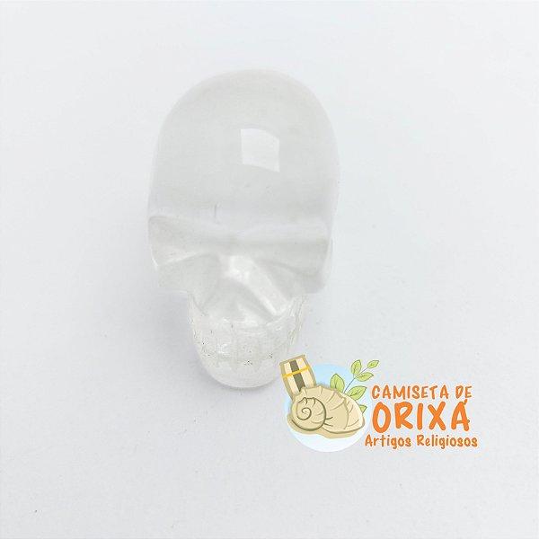 Caveira Cristal 3cm