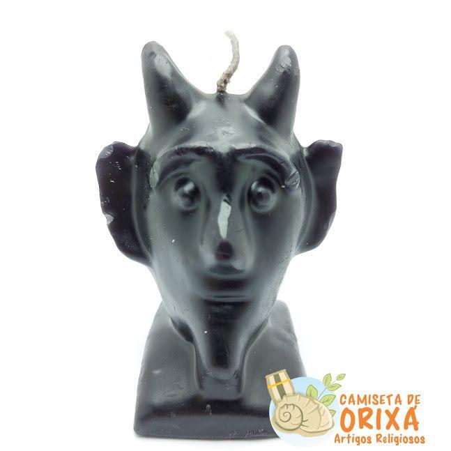 Vela Belzebu Busto